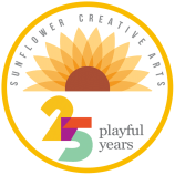 25 Years of Sunflower Creative Arts