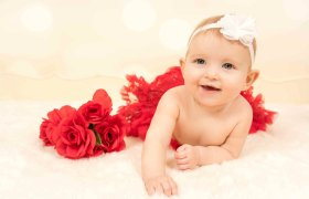Gianna is 6 Months { Welcome To The World }