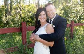 Kyle + Melanie { Suttons  Bay Wedding }