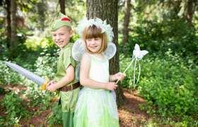 Peter Pan & Tinker Bell { Fairy Tale Mini }