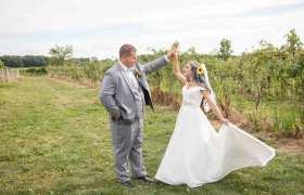 Mark + Sarah { Wedding Sneak }