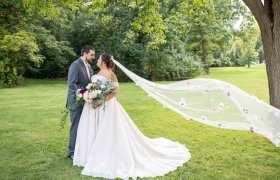 Samantha + Michael { Wedding Sneak }