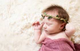 A Newborn Session