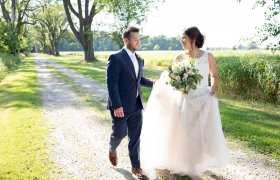 Zach + Alex Wedding Sneak
