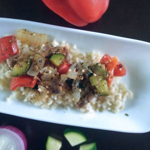 Ratatouille Fresh Ready Made Meals