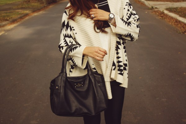 Aztec Sweater 2