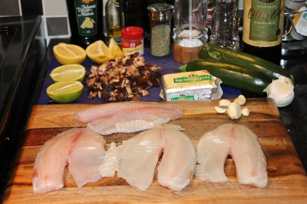 Healthy Tilapia Recipe