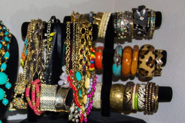 Necklace and Bracelet Holder