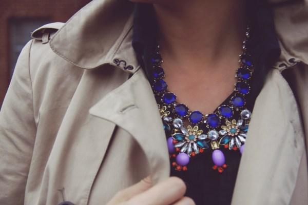 Brina Box Necklace