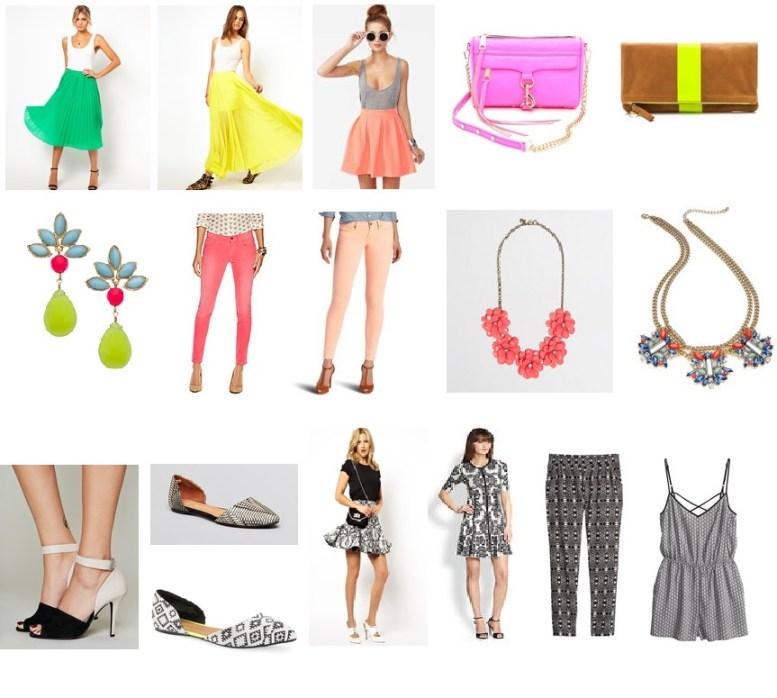Brights & Patterns