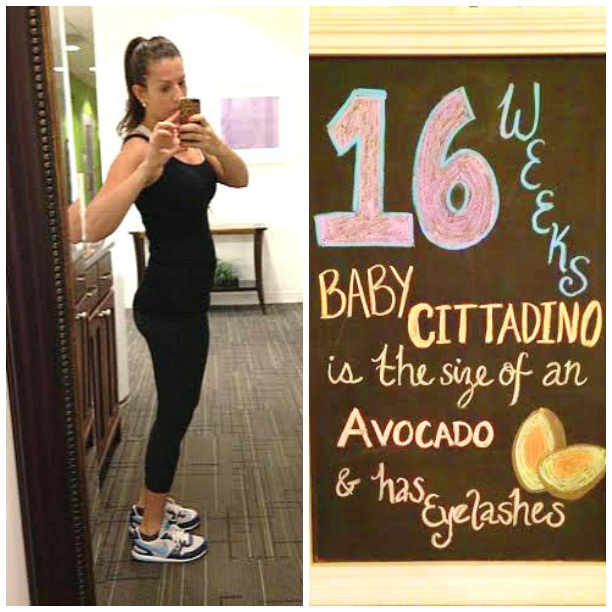 16 Weeks Pregnancy Update.