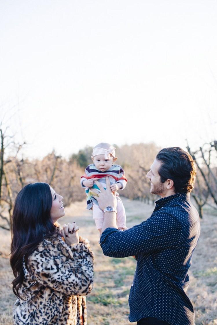 Cittadino family holiday photoshoot