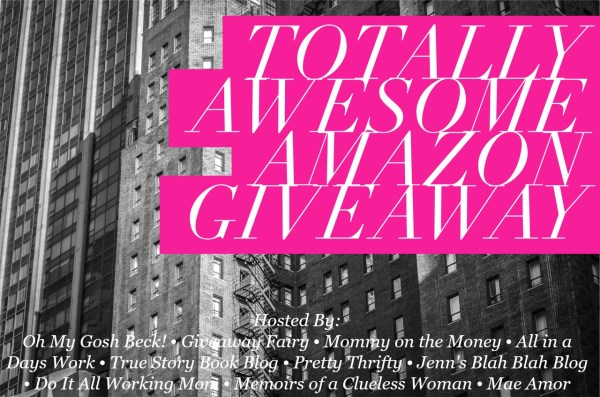 Totally Awesome Amazon Giveaway - February 2015