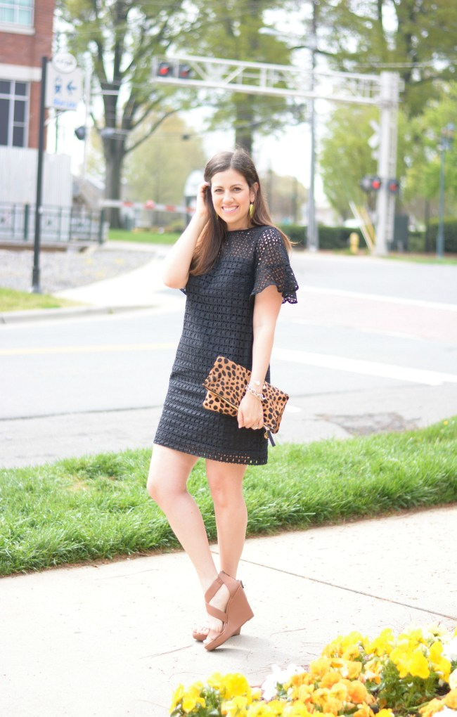 little black dress for Spring