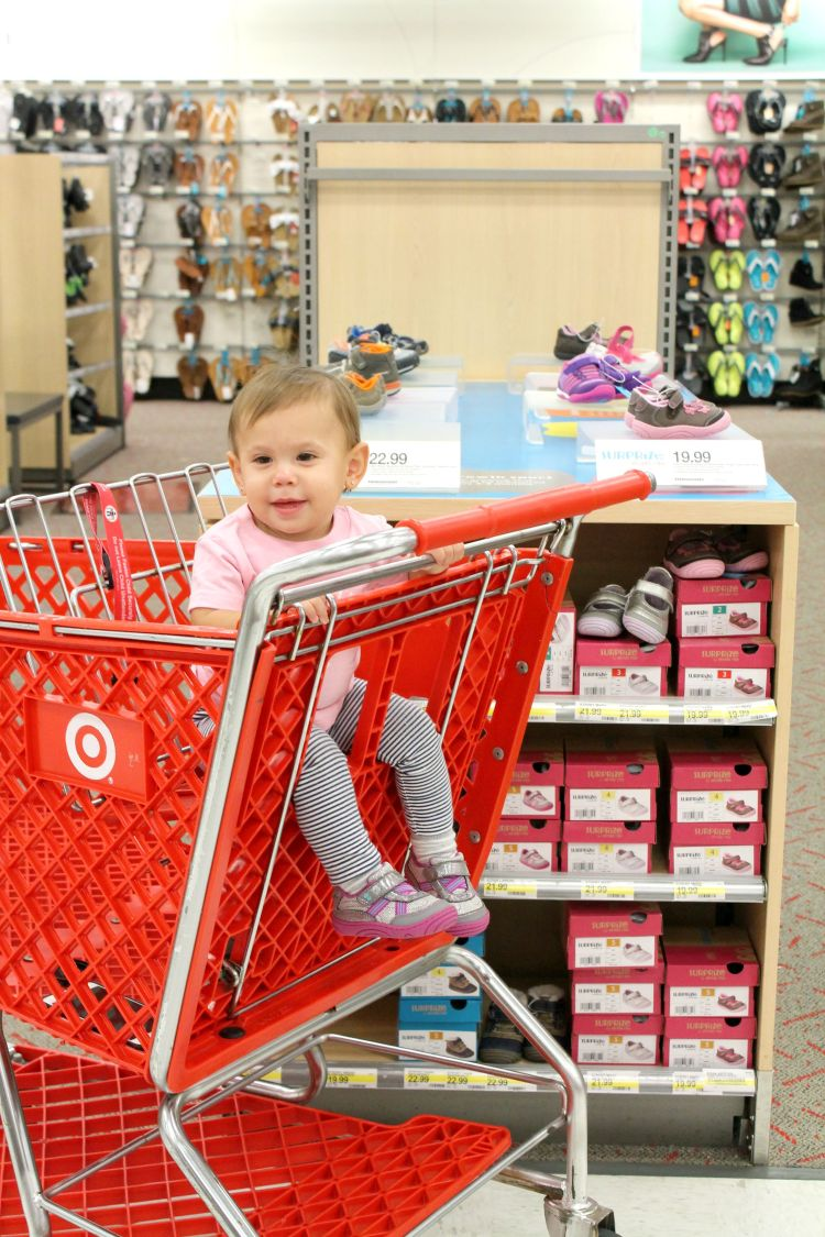 Stride Rite for Target baby shoes