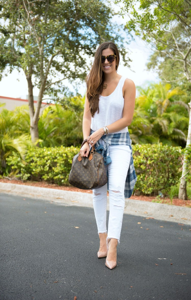 how to wear white in Fall, Florida fashion blogger, Jaime Cittadino