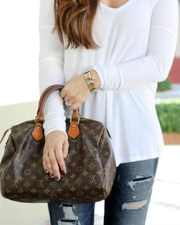 Jaime Cittadino, Louis Vuitton speedy 35
