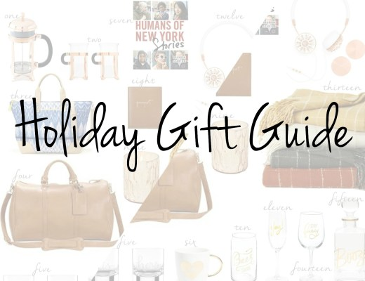 Home Gift Guide, Travel Gift Guide