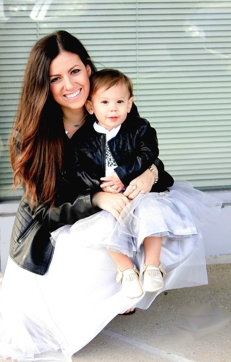 Harley Cittadino, baby girl fashion blog, mommy fashion blog