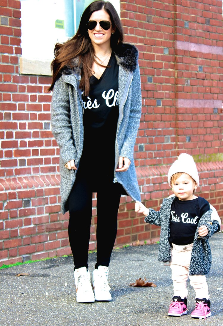 Two Of A Kind Apparel mommy and me tees