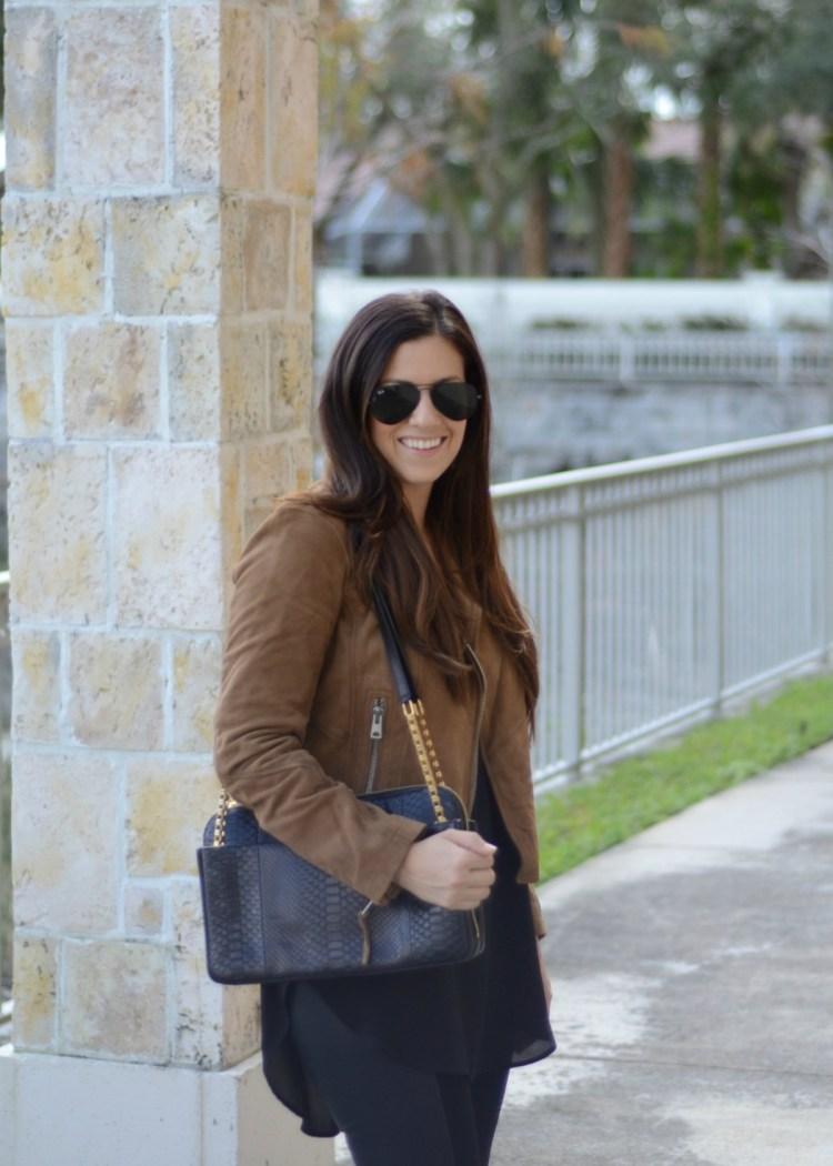 Trendlee Review, Trendlee, Chloe Python Bag