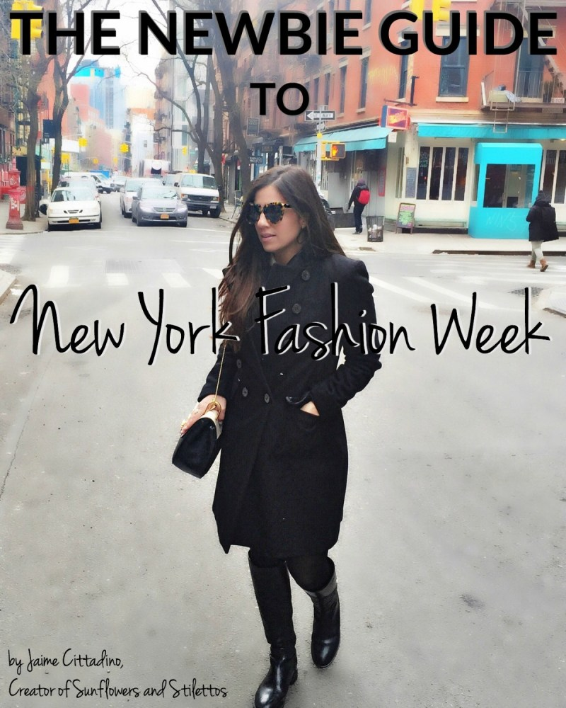 New York Fashion Week Guide, what to know about NYFW, first time to NYFW