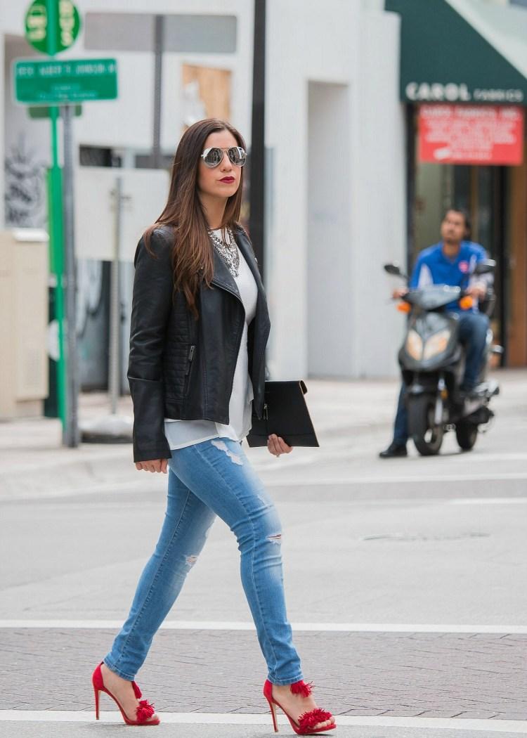 street style fashion, Jaime Cittadino