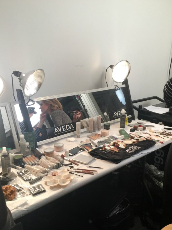Aveda Backstage Leanne Marshall