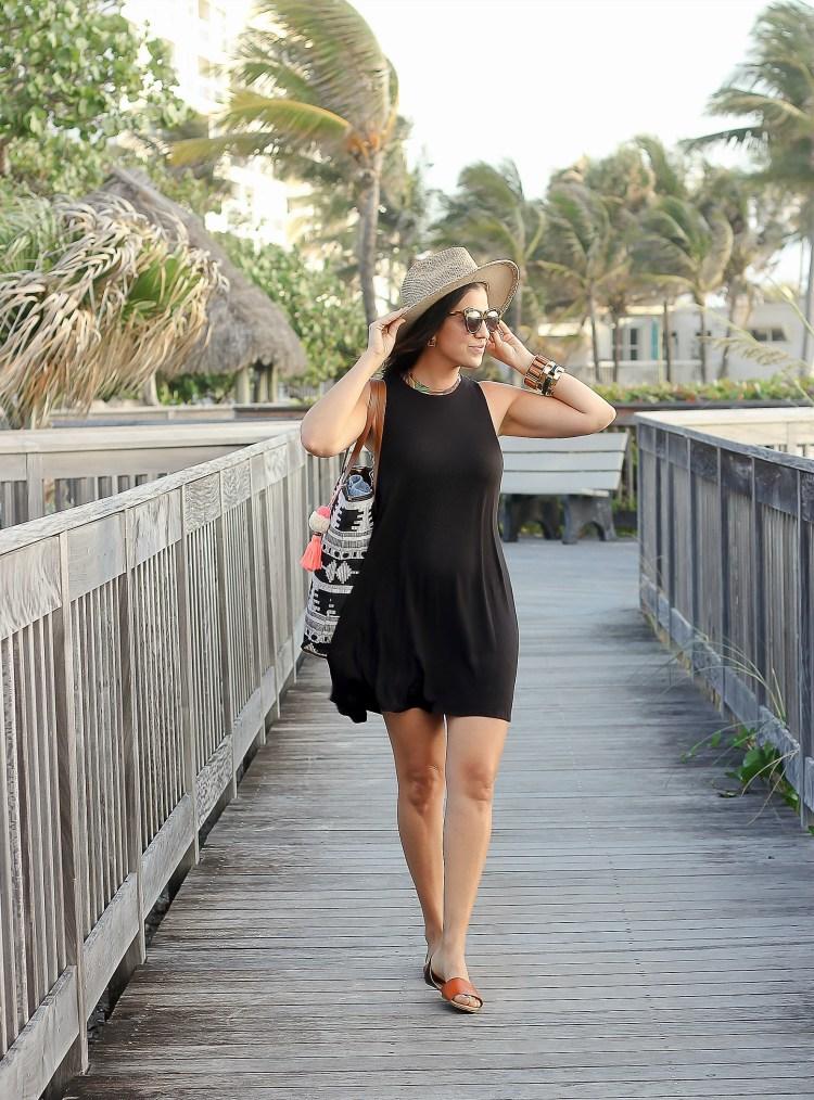beach style, aztec beach bag, target beach bag