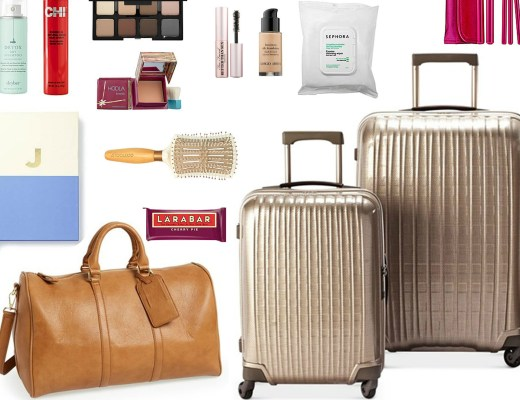 what to pack, travel essentials