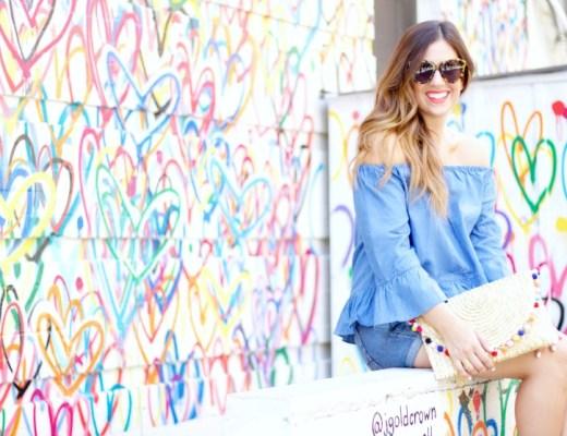 Soho Love Wall, Bleeding Hearts NYC, Fashion Blogger, Jaime Cittadino