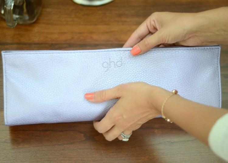 ghd platinum styler heat resistant case
