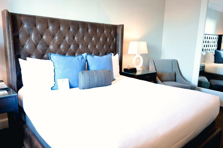 Boston Park Plaza Presidential Suite Bedroom