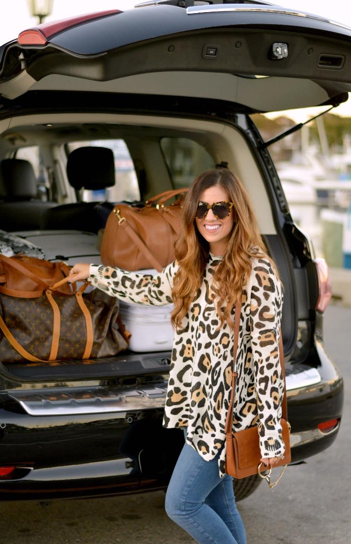 Show Me Your Mumu Leopard Sweater