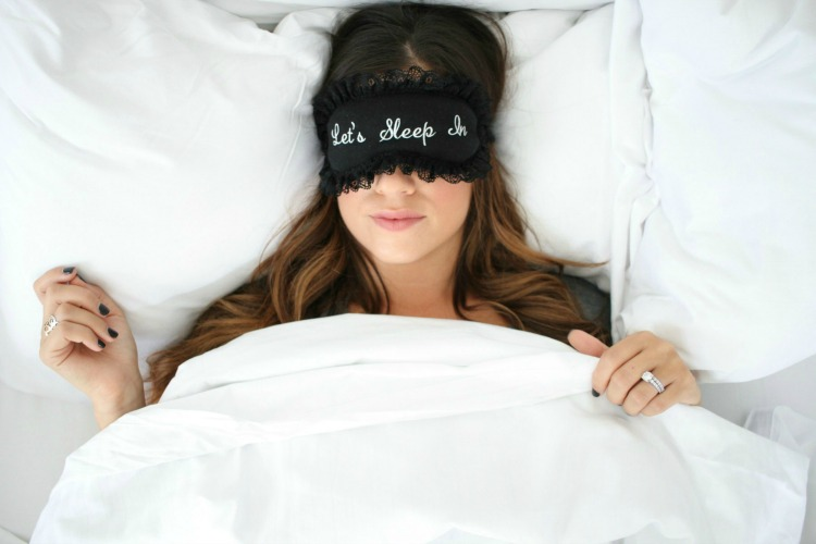 PJ Salvage Let's Sleep In Eyemask