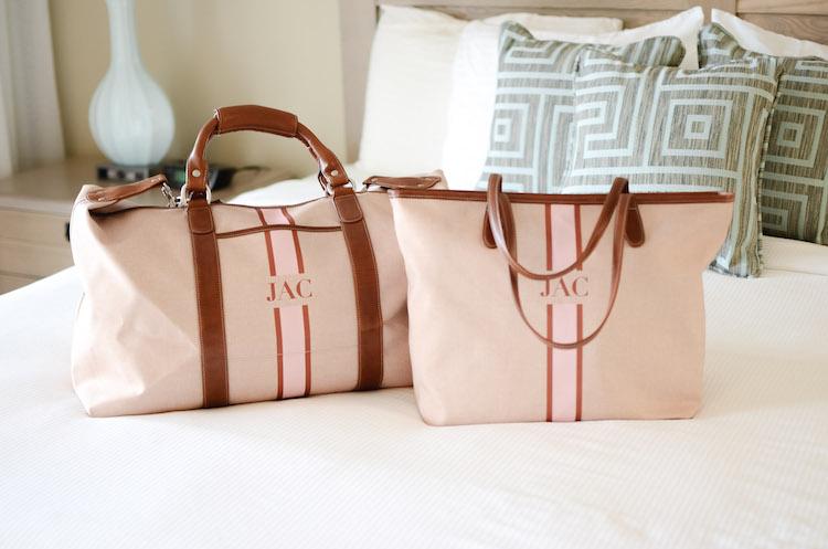Barrington Gifts Savannah Tote, Barrington Gifts Captain's Bag,