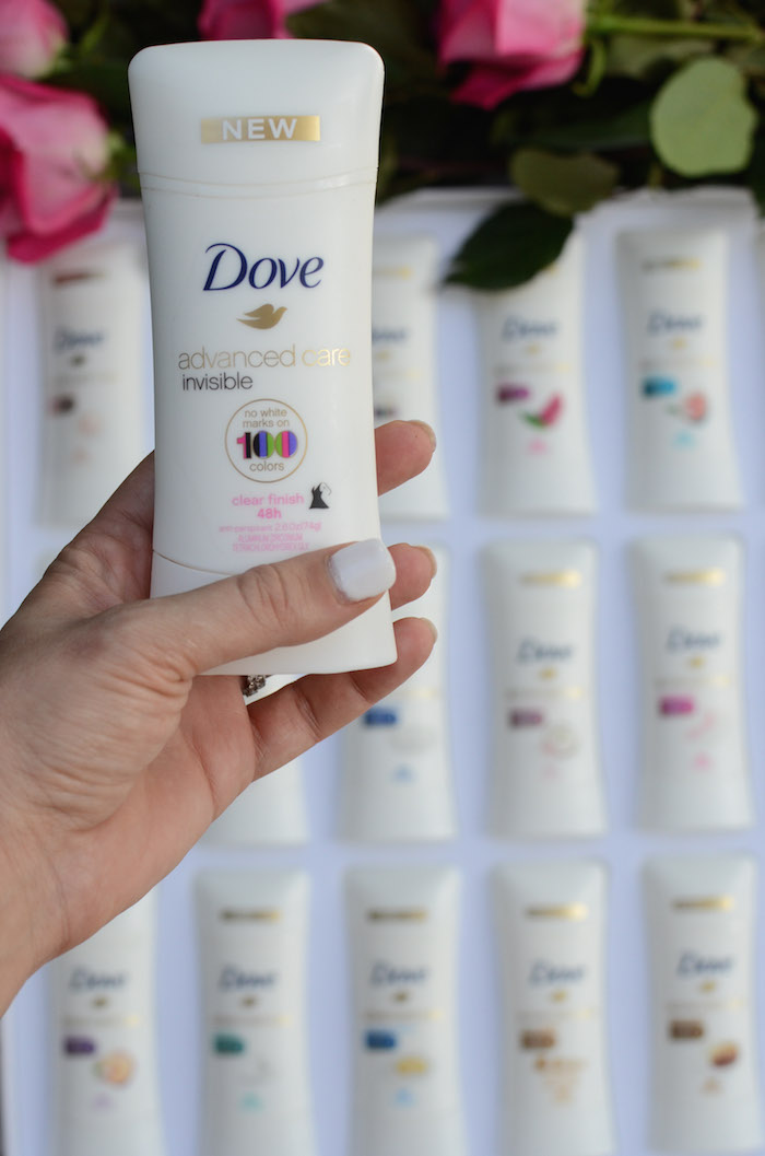 Dove deodorant review by Sunflowers and Stilettos fashion, beauty, lifestyle blog