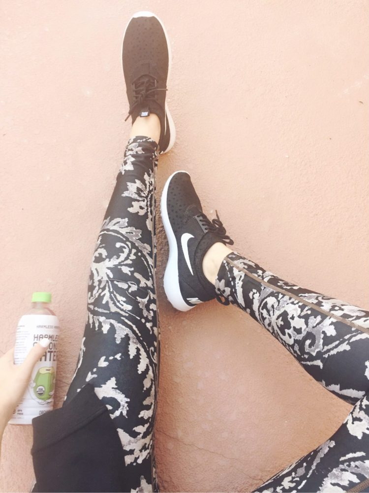 Nike Rejuvinate Sneakers, Prismsport Leggings, Whole30 Review & Results