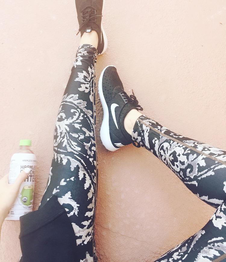 Prismsport Reversible Leggings