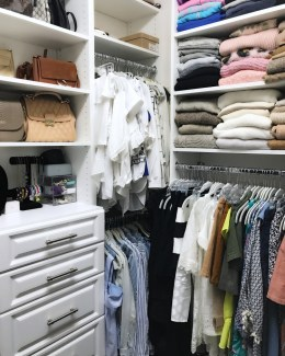 5 Tips to Organize Your Closet by Lifestyle Blogger, Jaime Cittadino of Sunflowers and Stilettos blog