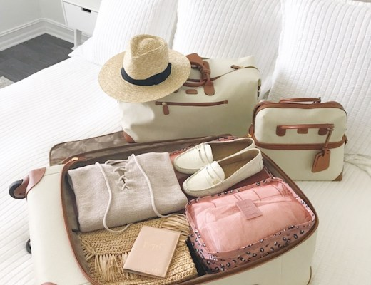 10 Day Italy Packing List, BRIC'S Luggage Firenze Collection