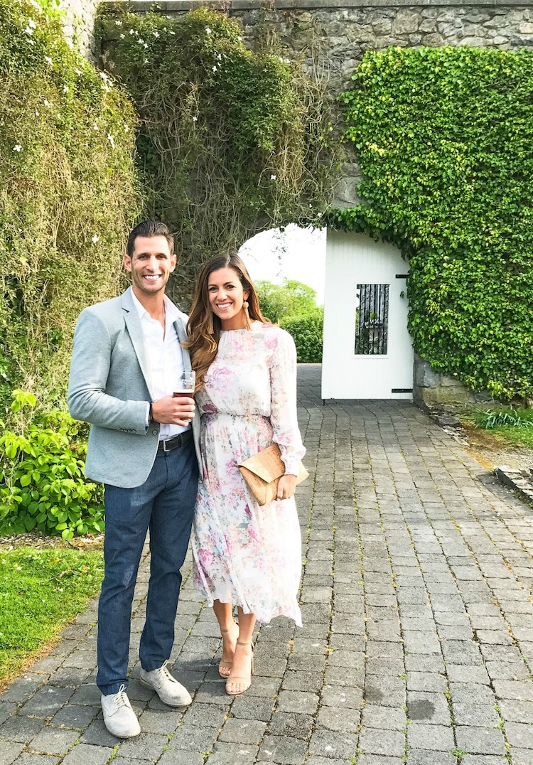 Castel Durrow Ireland wedding