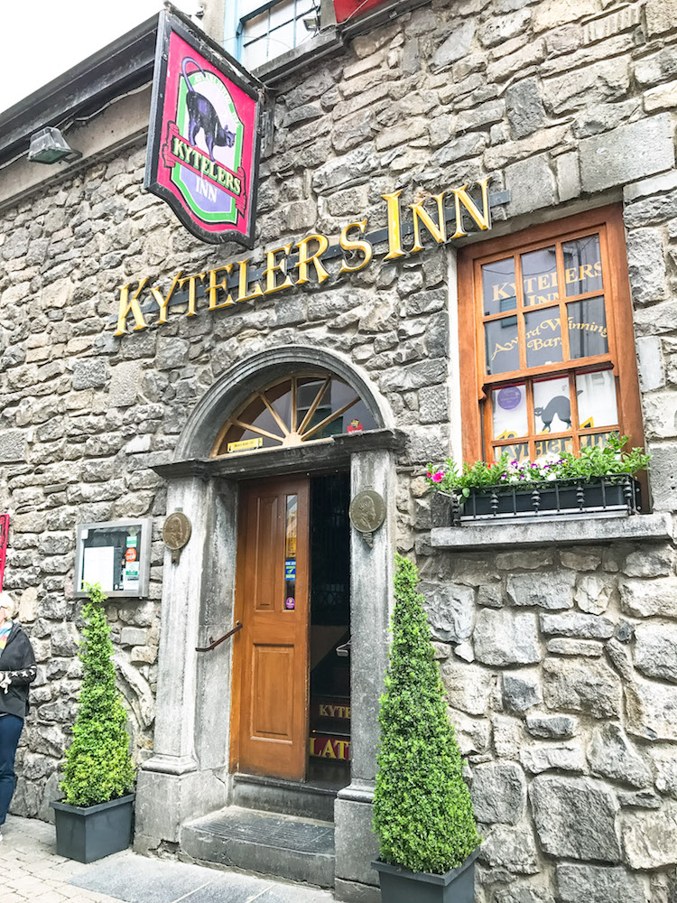 Kytelers Inn Kilkenny Ireland