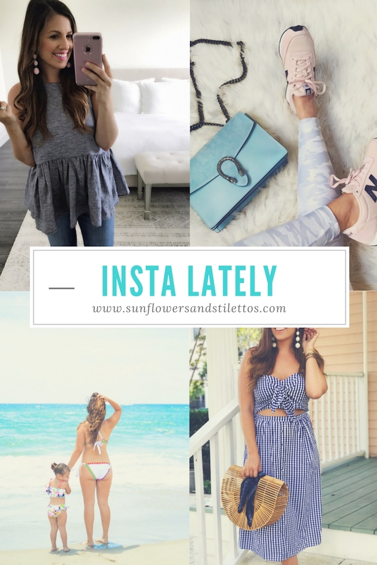 Insta Lately, Summer style guide