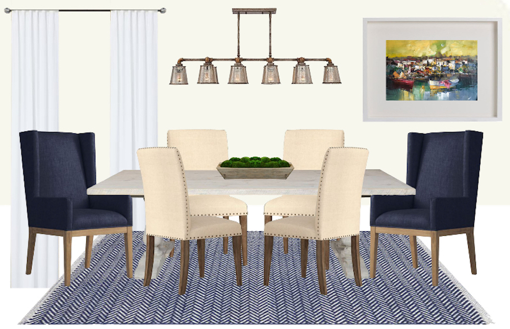 Dining Room Concept, Farmhouse Dining Table, Farmhouse Chic Dining Room Inspo