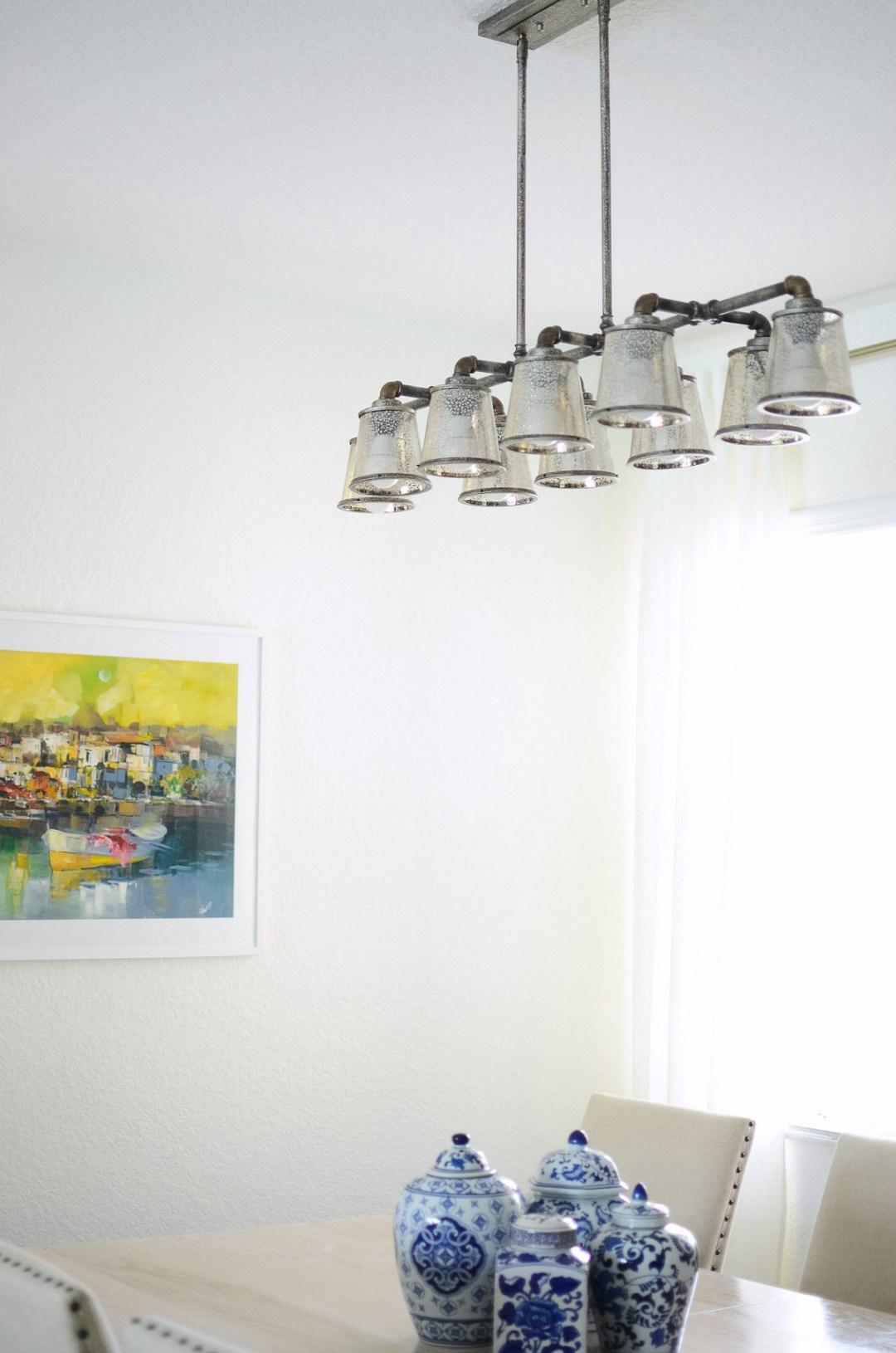 Lamps Plus Industrial Chandelier _ Lamps Plus Chandelier