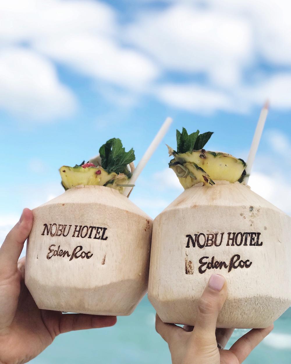 Nobu Hotel Eden Roc Miami