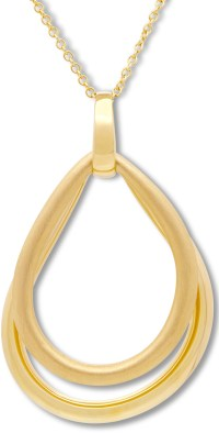 Jared Gold Statement Necklace