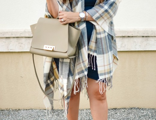 plaid poncho cape, plaid blanket scarf, plaid cape
