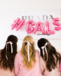 Galentine's Day ideas and decor, Sunflowers and Stilettos blog